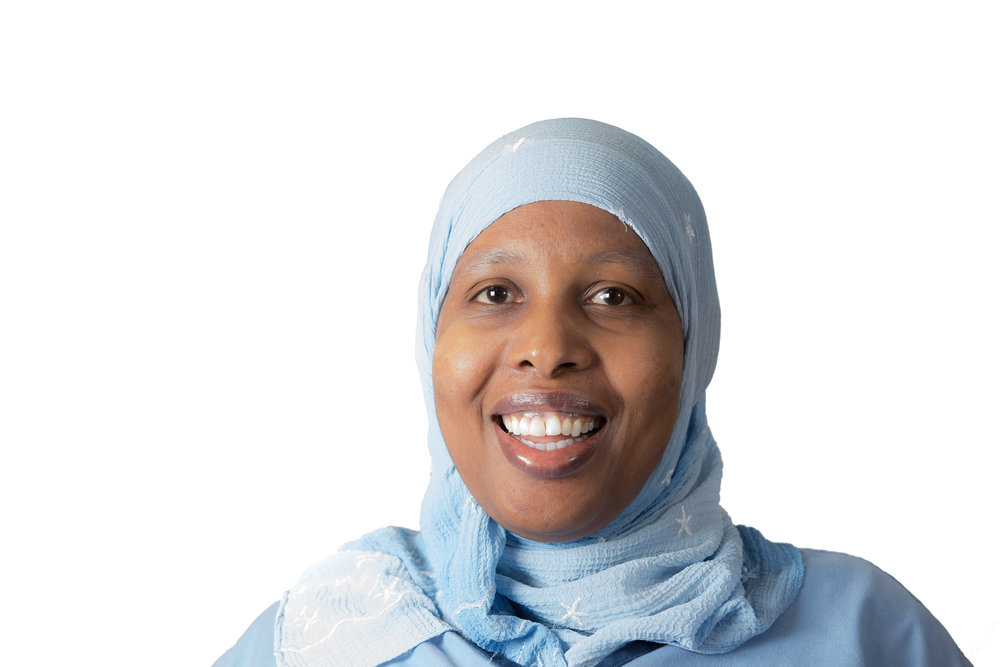 Sadiya Abdi -PCA I enjoy assisting people in their everyday lives through my work with CareMate.