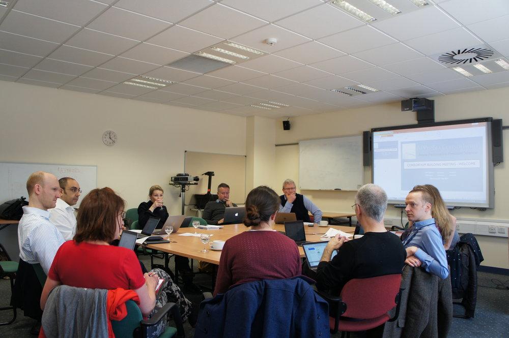2nd preliminary data meeting 3 May 2017.