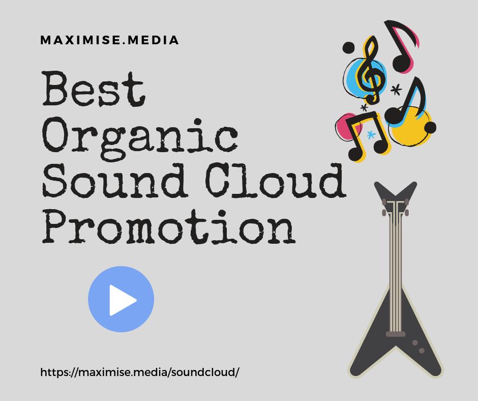 Soundcloud Promotion — Blog — Maximise   SoundCloud Repost