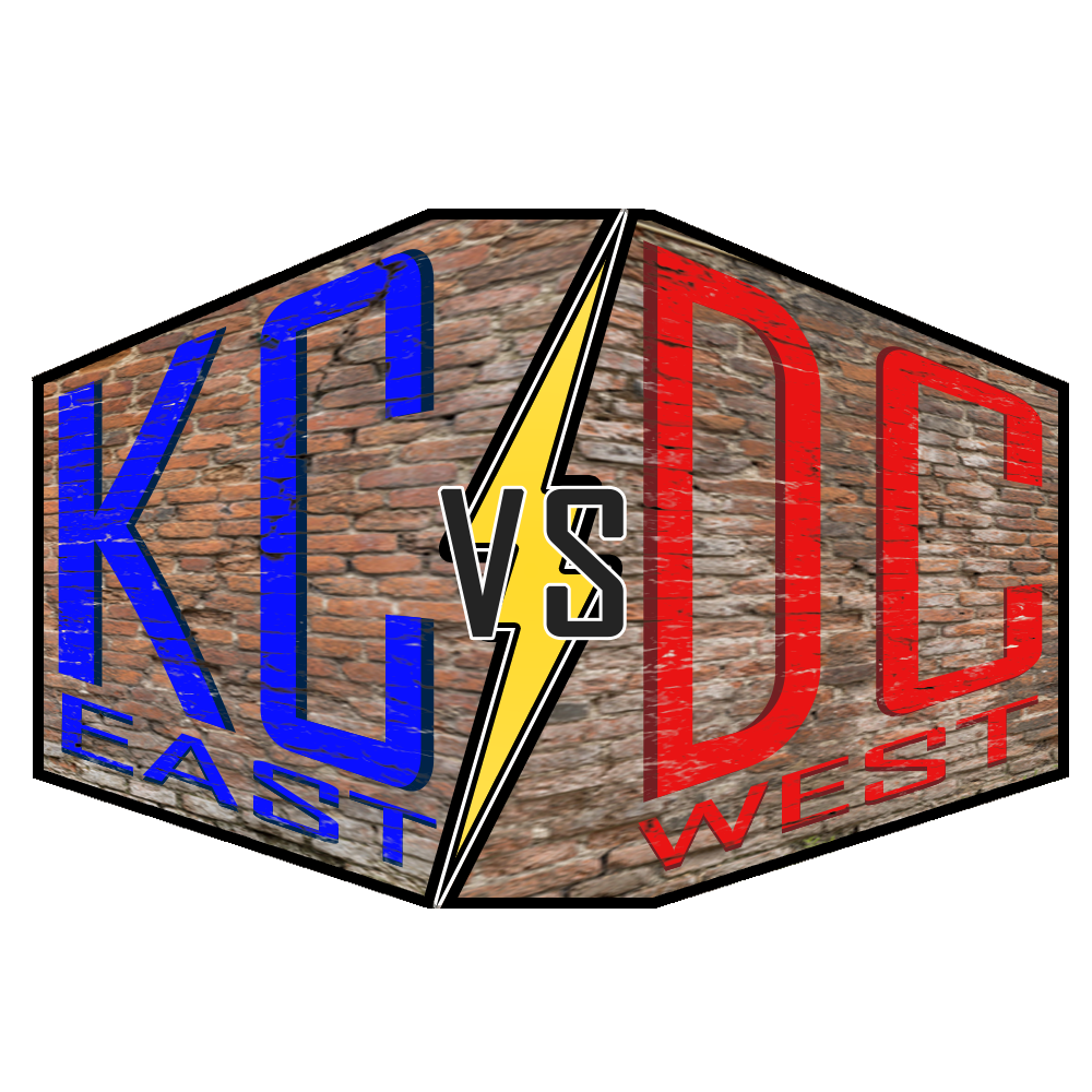 KC/DC: East vs. West