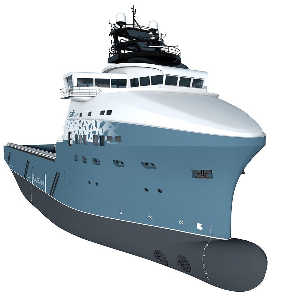SALT 101 PSV LNG -
