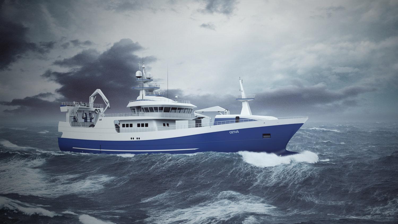 New trawler contract — News Collection — Salt Ship Design