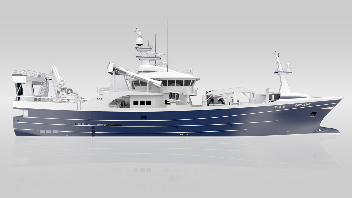 "New ""Vikingbank"" ordered — News Collection — Salt Ship Design"