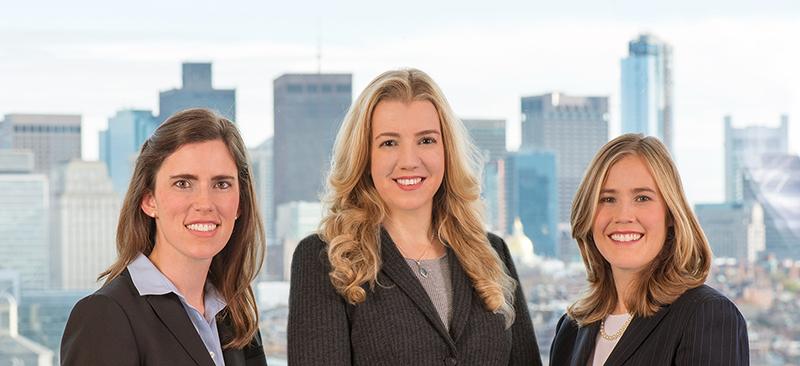 Rebecca O'Brien, Pelagia Ivanova, Rosanna Cavanagh