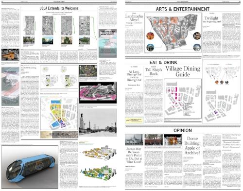 Village View: Westwood Village Visionary Newspaper