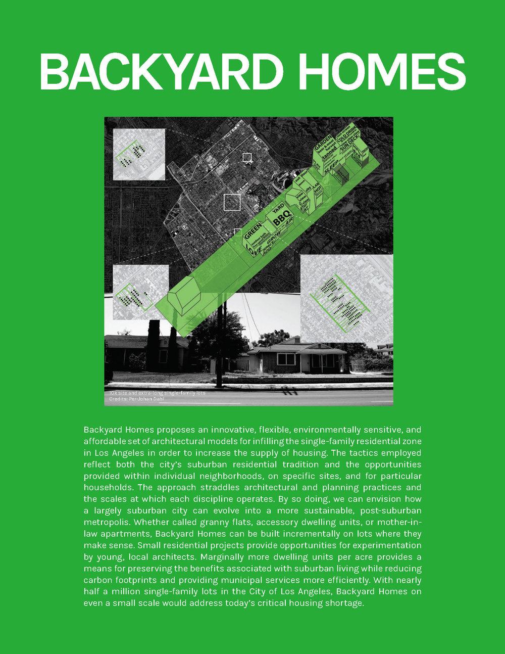 Neighbor:  Backyard Homes