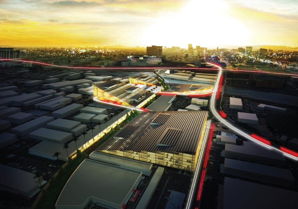 Park Shop Ride: A model for high-speed rail-adjacent planning.