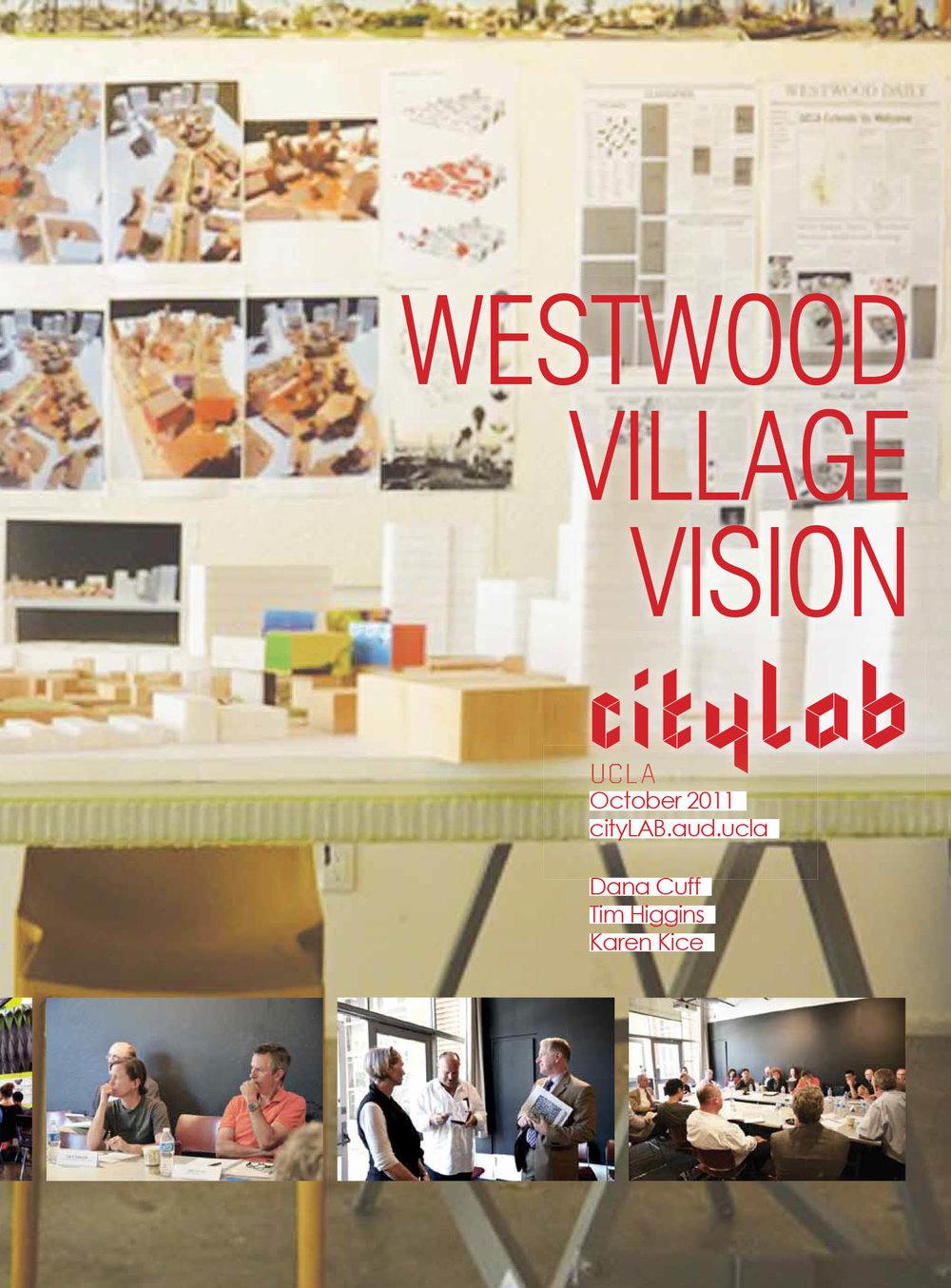 Westwood Village Vision Digital Publication