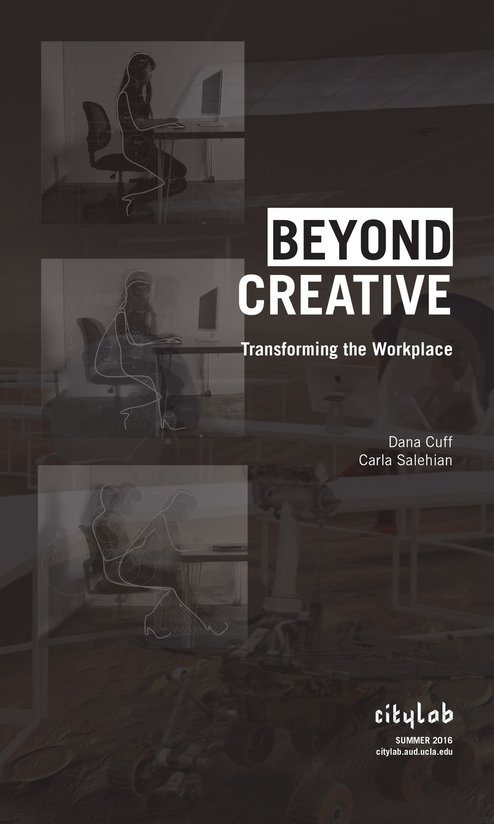 Report: Beyond Creative  Cuff, Salehian