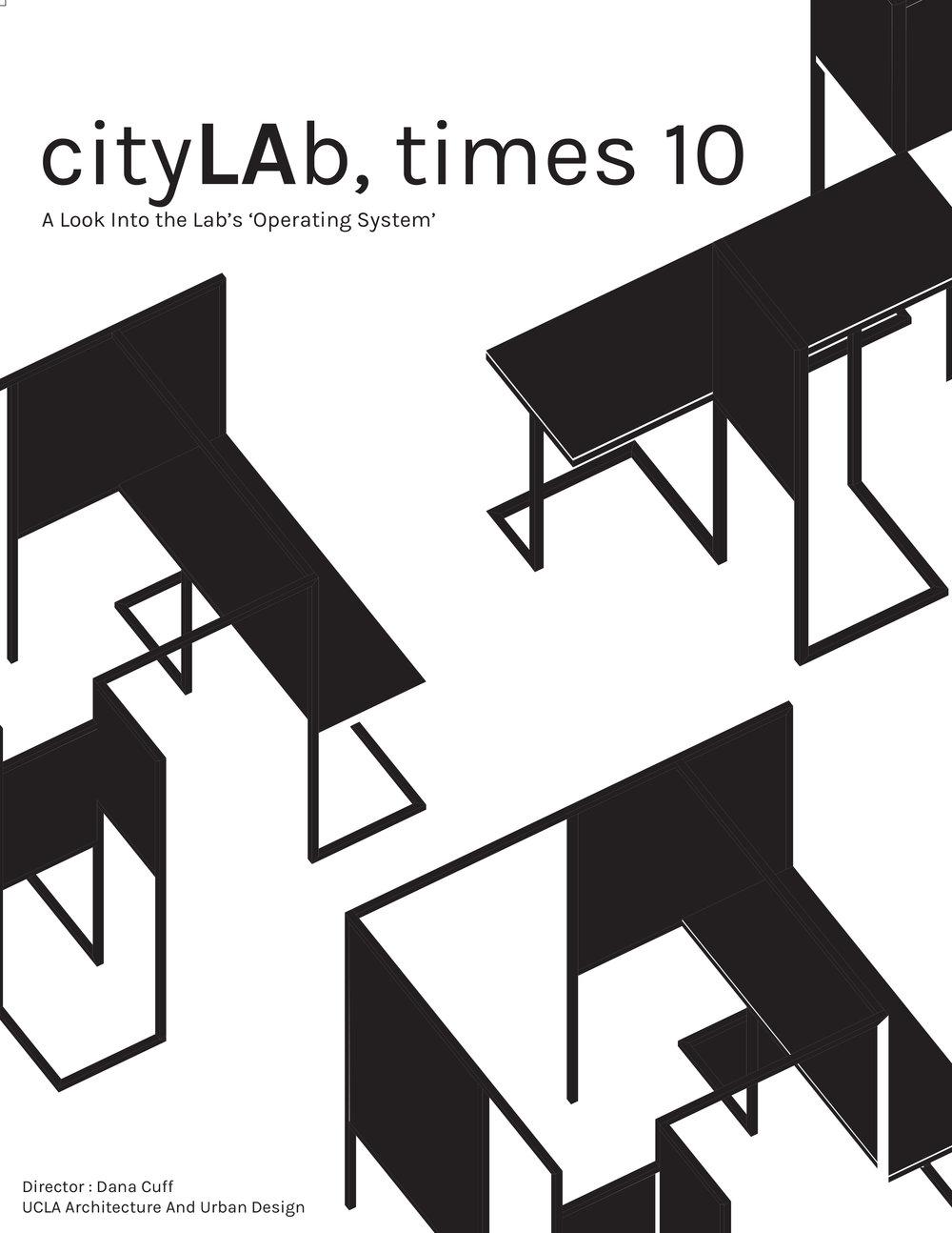 cityLAb, times 10 catalog