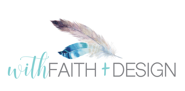 with Faith + Design