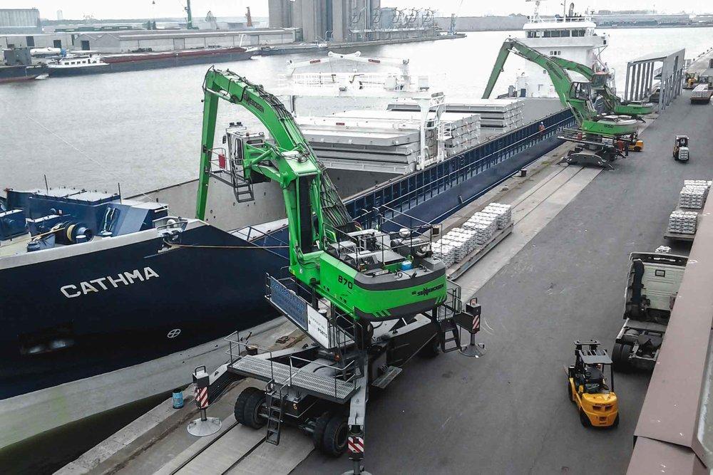 Kranen en machines op jouw maat - Bij Goeyvaerts-R