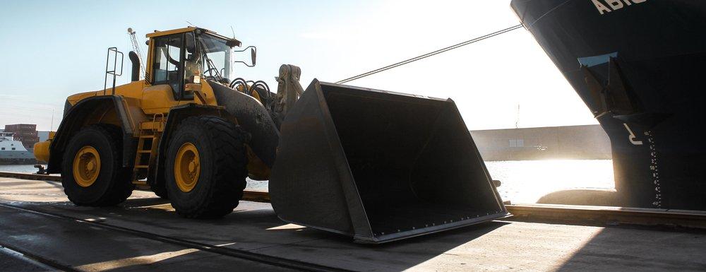 Machines - 24u ondersteuning binnen de haven van Antwerpen