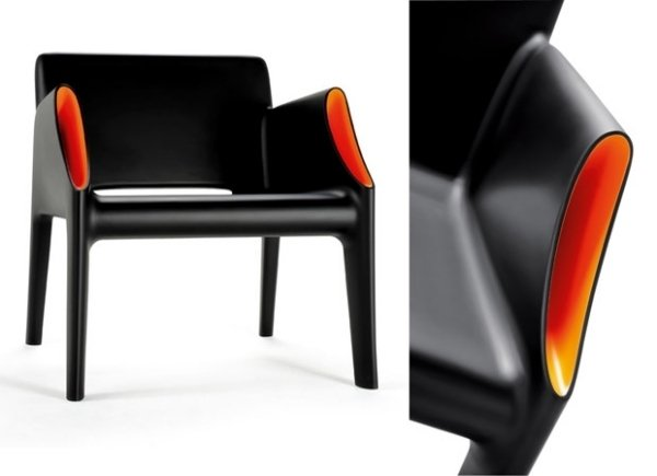 ... Philippe Starck Designs Magic Hole Armchair Modern Chair  ...