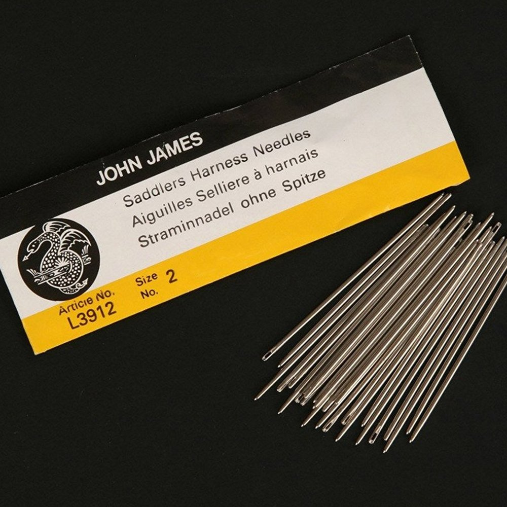 John James 004 Harness Needles