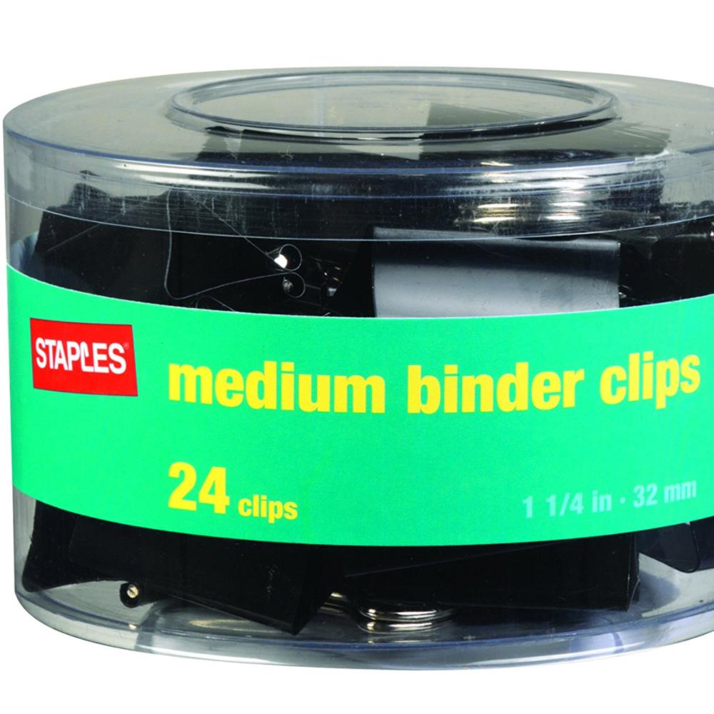 Medium Biner Clips