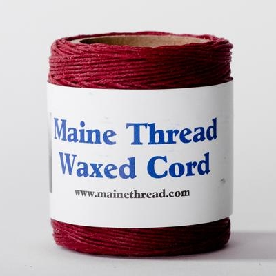 "Maine Thread - .035"" Red"