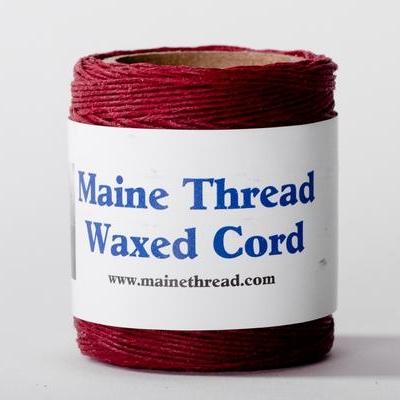 "Maine Thread - .035"" Red"