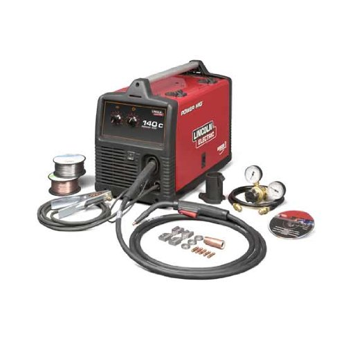 Lincoln Electric 140C MIG welder