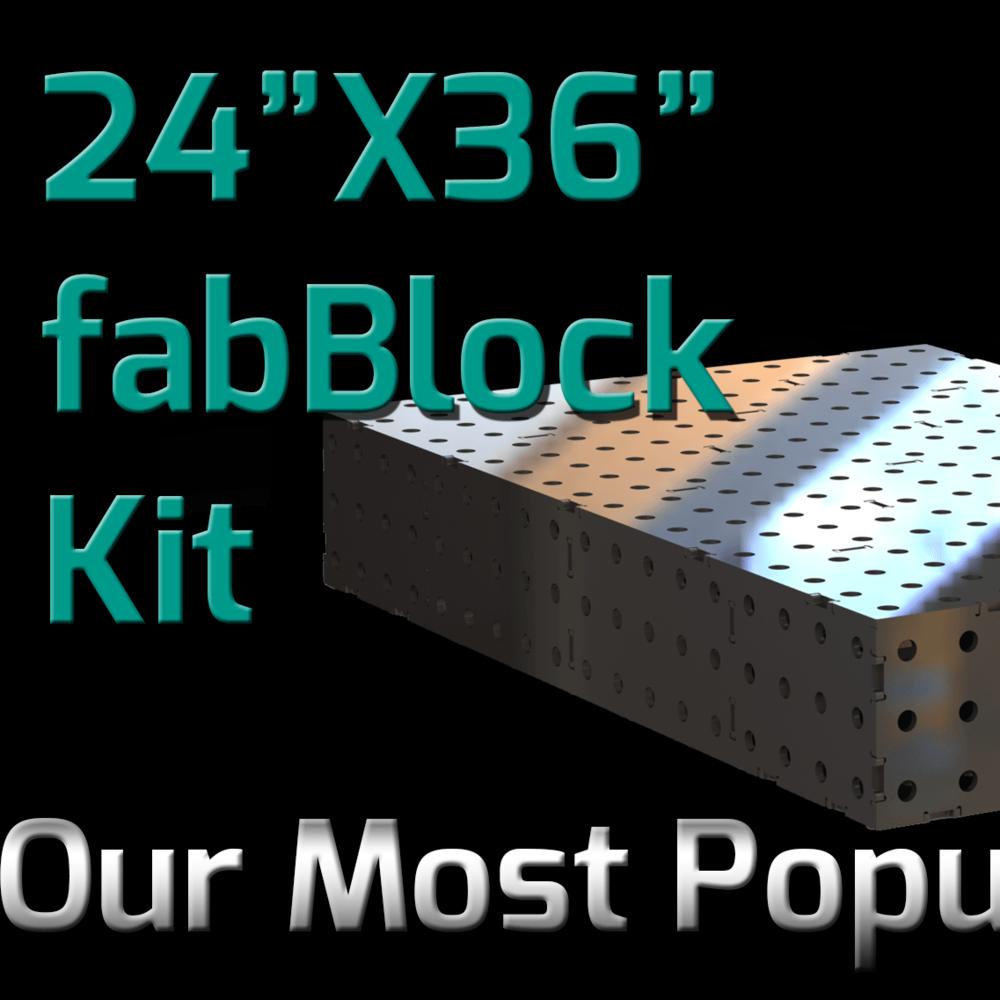 Certiflat Fab Block
