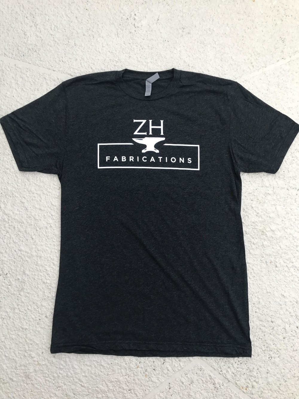 Super awesome ZH Fabrications T-shirt