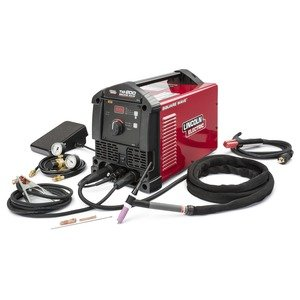 Lincoln Electric Sq wav tig 200