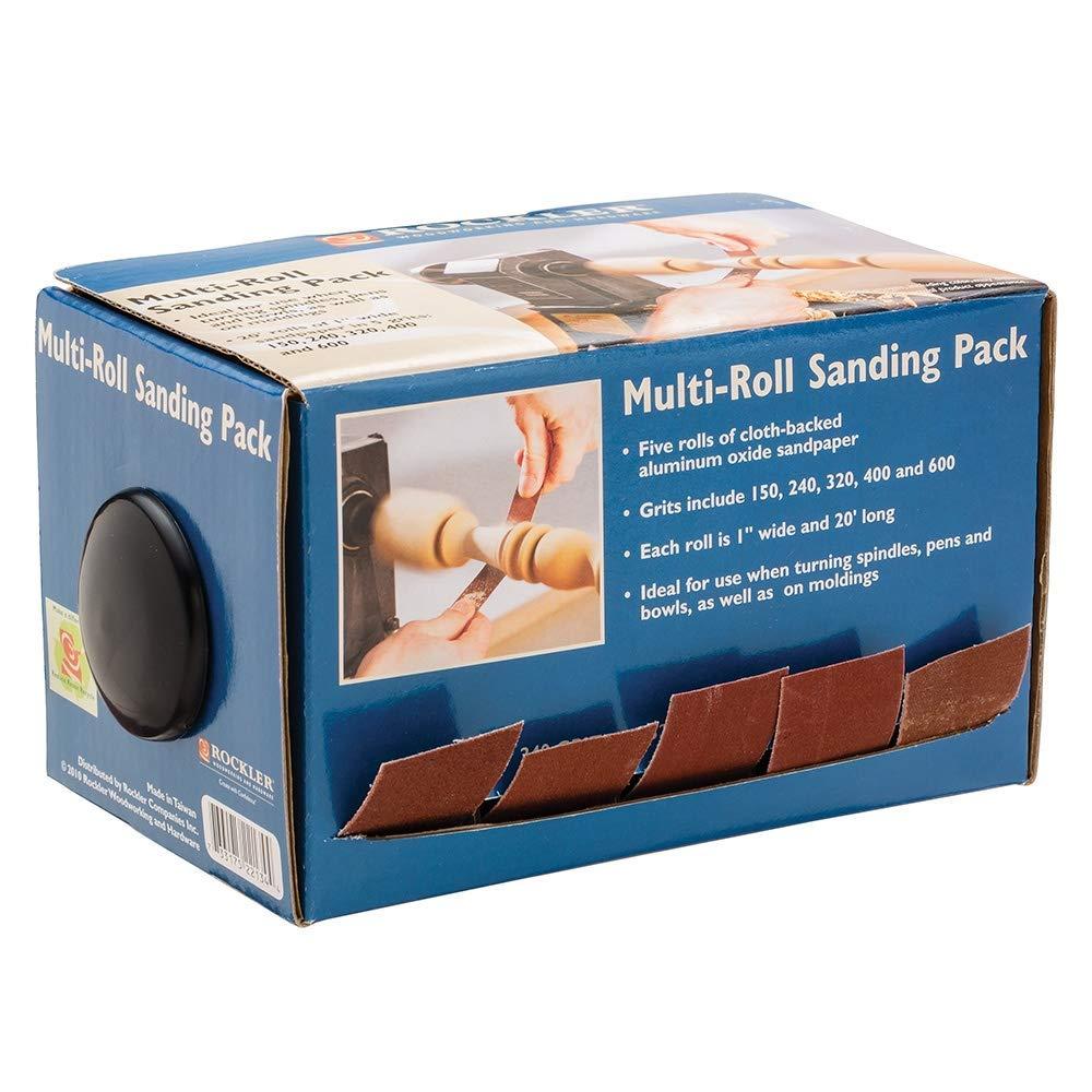 Rockler MultiRoll Sanding rolls