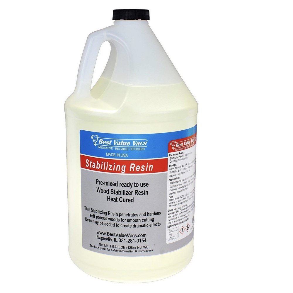 Best Value Vacs Stabilizing resin