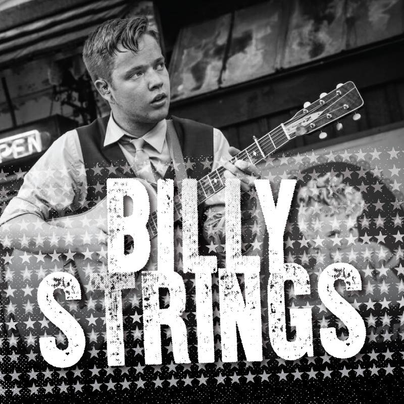 Billy Strings   Billy Strings EP  E/M  Listen on Spotify
