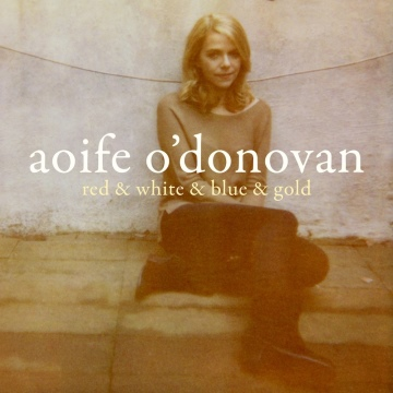 "Aoife O'Donovan  ""Red & White& Blue & Gold"" M"