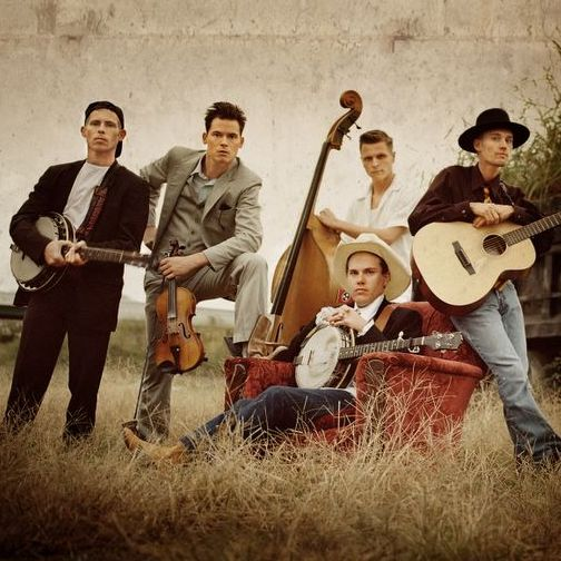 "Old Crow Medicine Show   Cover Stories  ""My Song"" E"