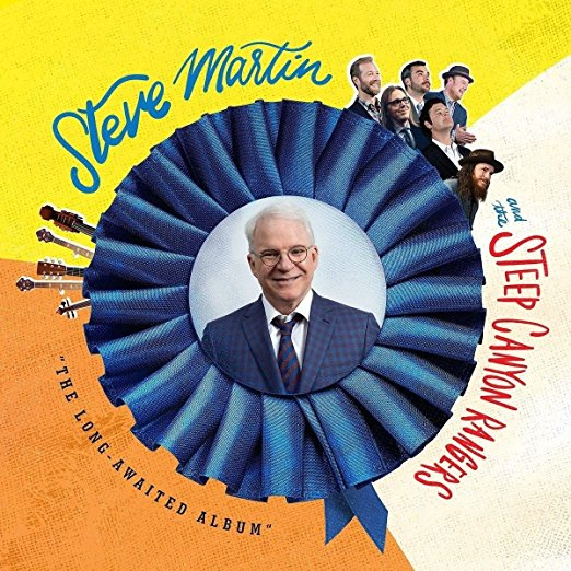 Steve Martin & Steep Canyon Rangers  The Long-Awaited Album EA
