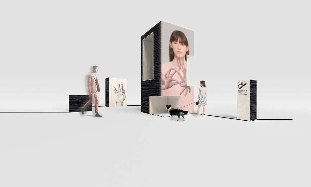 - We imagine a wayfinding system in which each individual regardless of their cultural background or special needs are treated as equal.