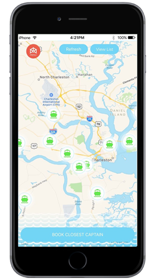 Boat Finder App