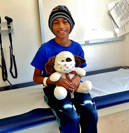 Jaysen Cook-Bey – Run for Gus 2018 Patient Champion