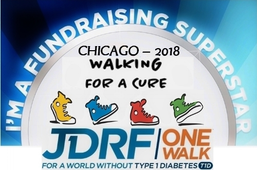 DATE AND TIME: September 30, 2018   Check-in:  8:30 AM -  Starts:  9:30 AM -  Length of walk:  5K   LOCATION: Montrose Harbor,  600 West Montrose Harbor Drive, Chicago, IL 60613