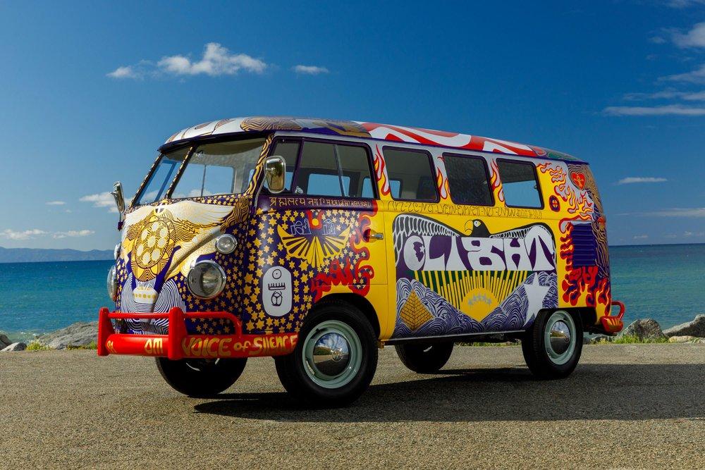 The Restoration Bus