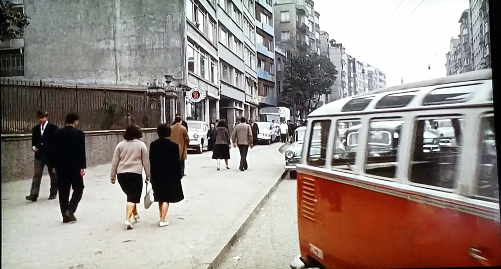 VW Bus Movie appearance,From Russia with Love 3.jpg