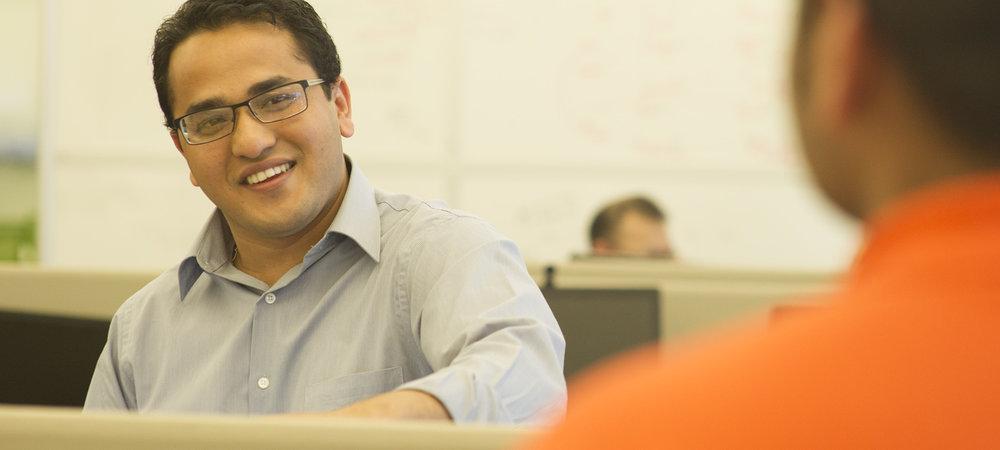 Santosh, Software Developer/Integrator