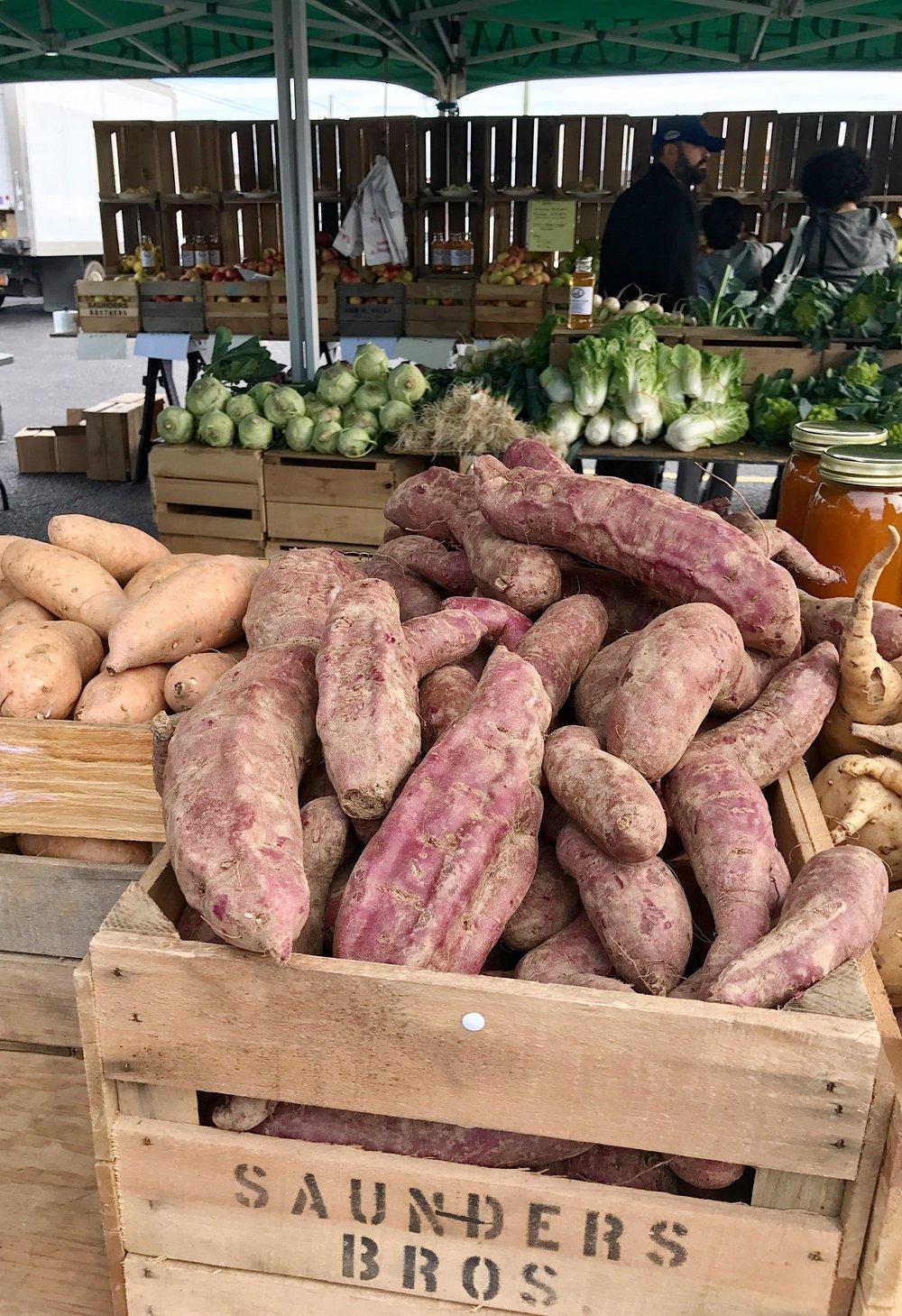 Purple Sweet Potato Hummus The Full Table Blog 1.JPG