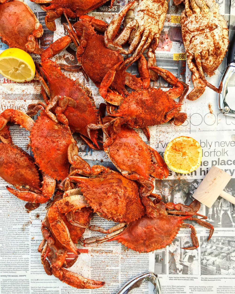 How to Boil Blue Crabs The Full Table Blog