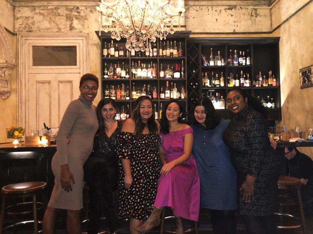 The gals at Cavan