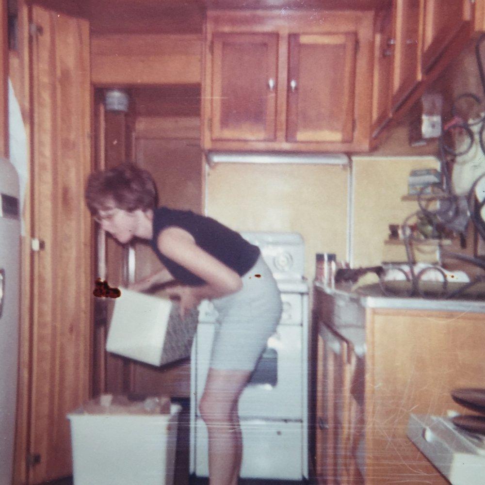 1969 unpacking