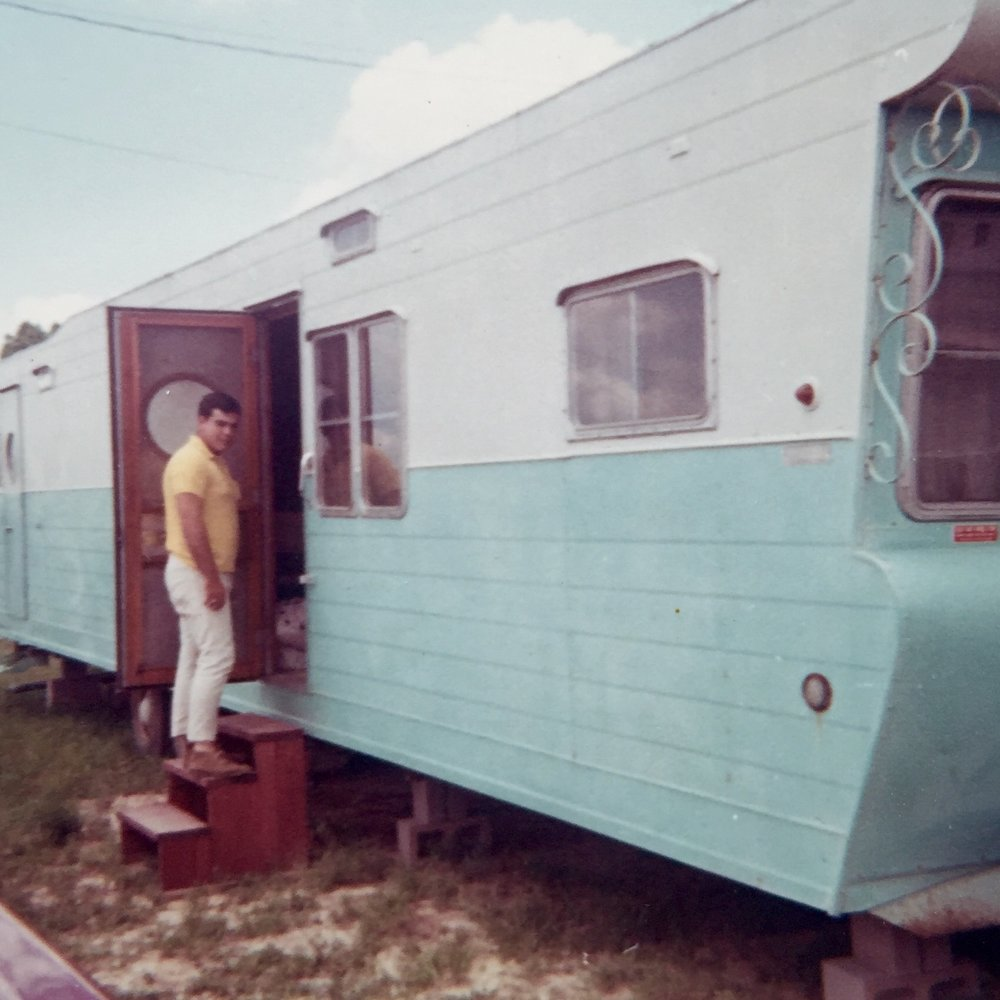 1969 our first home