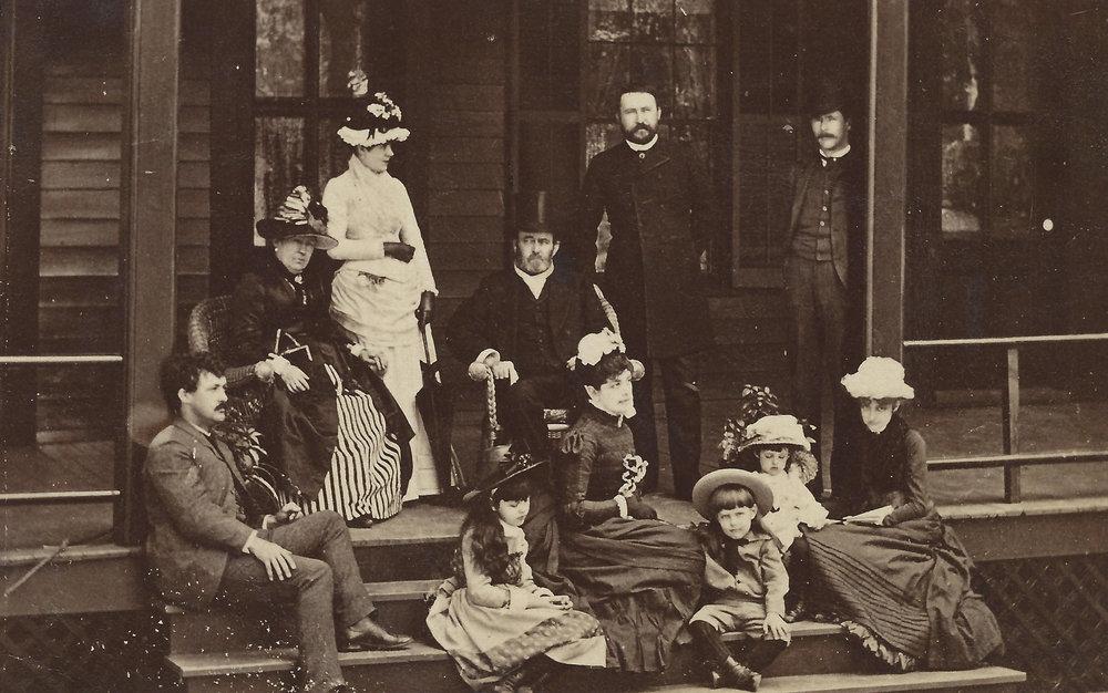 grant family, June 1885, Mt.   McG.jpg