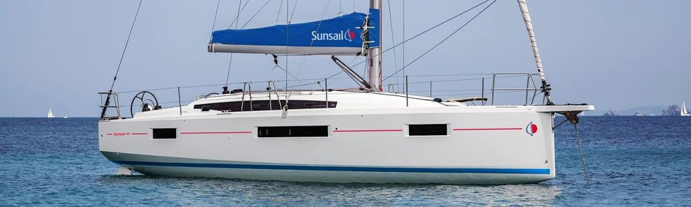 Sun Sail 41Premier Plus NEW - Quantity Reserved 4 (Sun Odyssey 410)Premier Plus - 0 to 1 years old