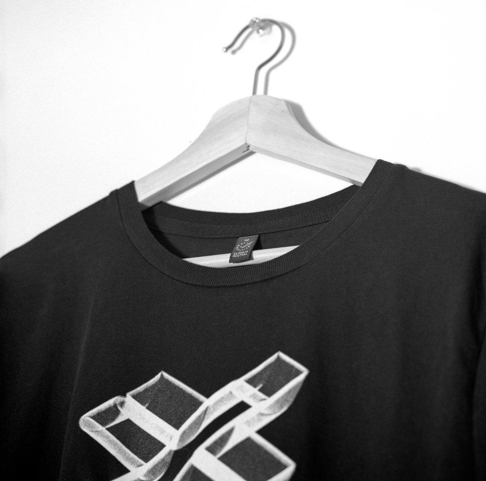 T-shirt detail climate neutral