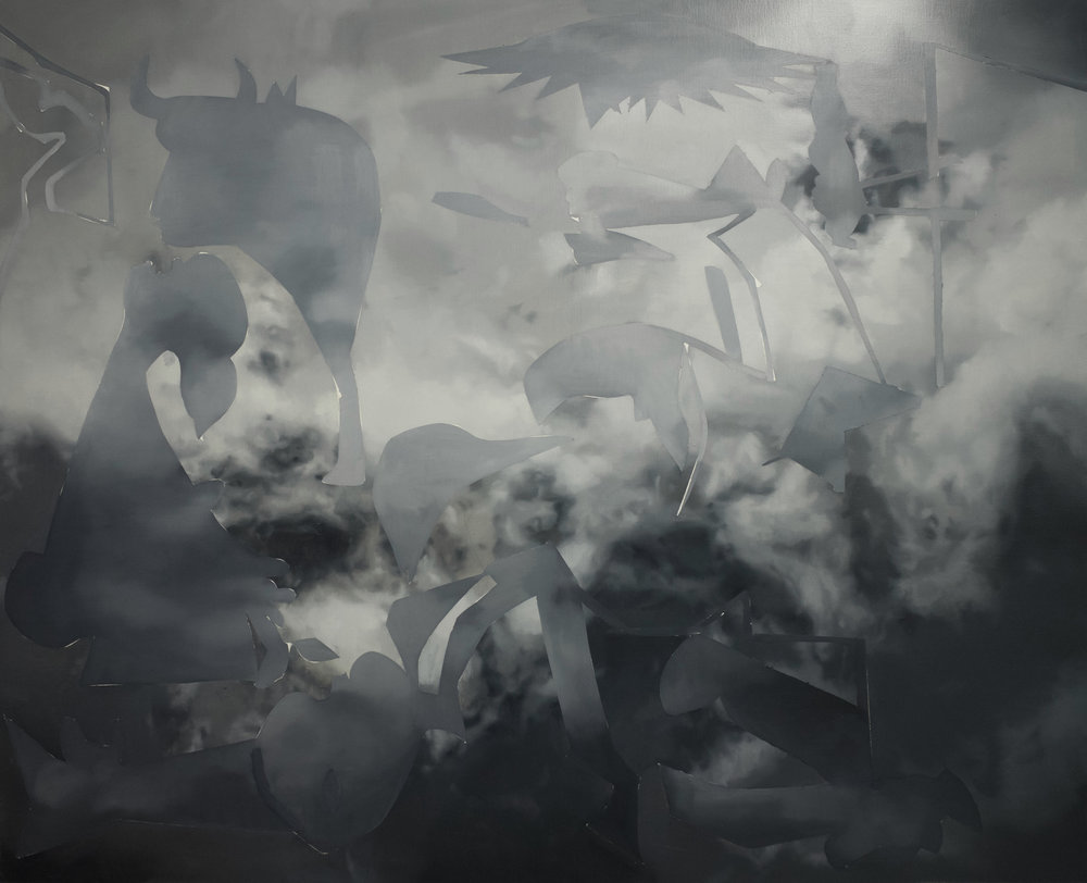 Study after Guernica