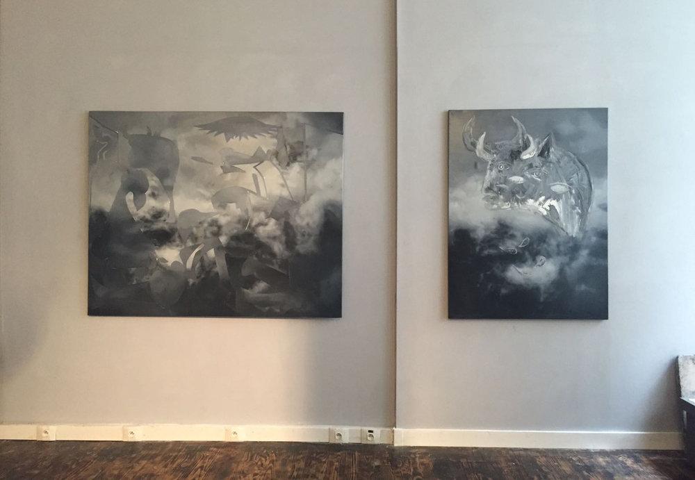 Iconoclastes gallery, Paris 2016