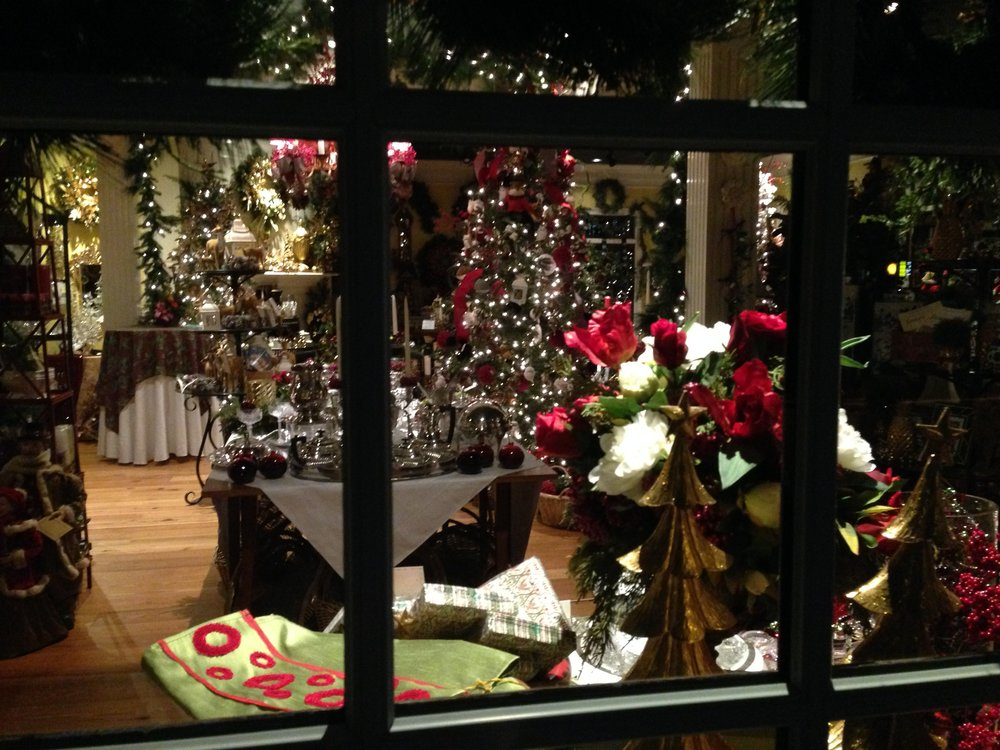 make seasons of williamsburg open house a holiday tradition our store closes for a week from october 30th to november 3rd to create breathtaking displays